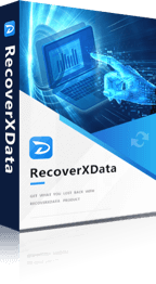 How to recover files from recycle bin with RecoverXData